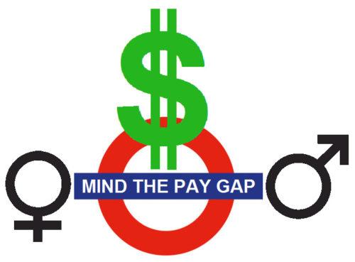 Gender Wage Gap Warning