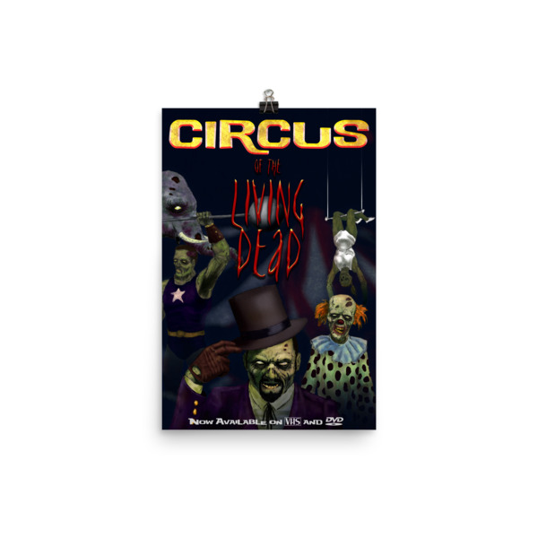 Circus of the Living Dead
