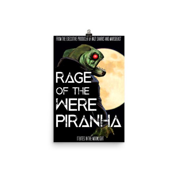 Rage of the Were Piranha