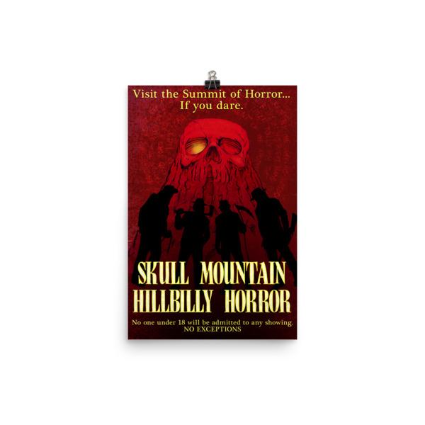 Skull Mountain Hillbilly Horror