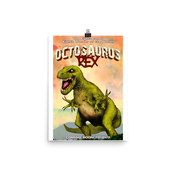 Octosaurus Rex