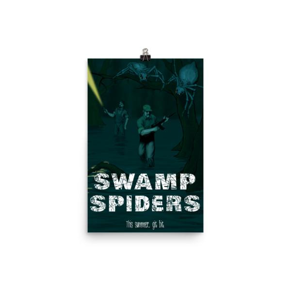 Swamp Spiders
